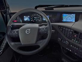 Volvo Trucks představuje nový integrovaný dotykový informační systém (+video)