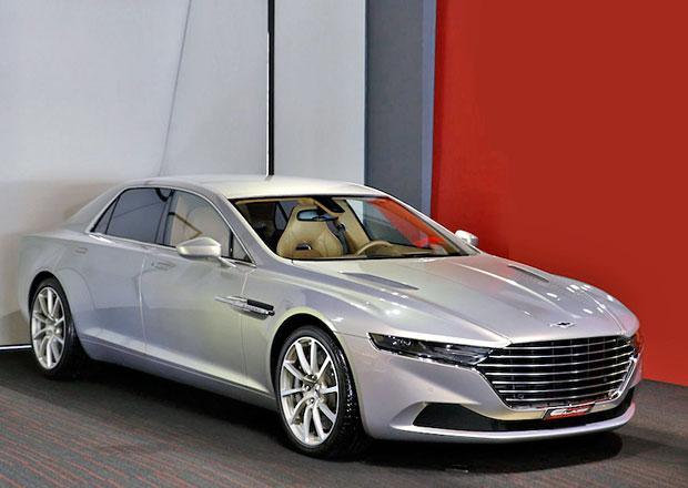 Máte dojem, že je Rolls-Royce příliš obyčejný? Pak je ideální volbou tato Lagonda Taraf. Je na prodej!