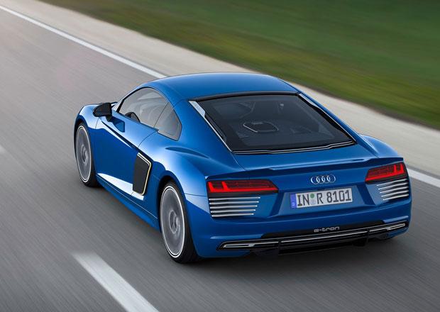 Audi vyvíjí konkurenta pro BMW i8