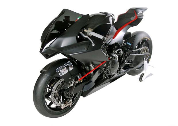 Vyrus 986 M2 je italská extravagance se srdcem značky Honda