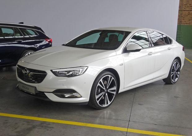 Testujeme nový Opel Insignia Grand Sport! Ptejte se, co vás zajímá