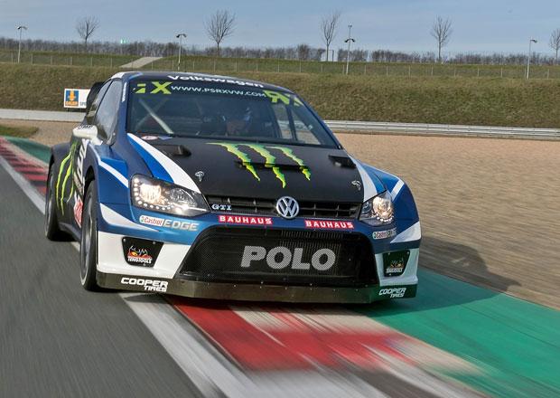 VW Polo GTI RX: Rallyekrosový supercar pro Pettera Solberga