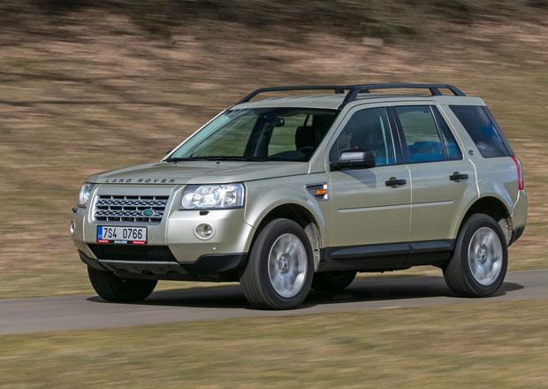 Ojetý Land Rover Freelander II: Povedl se reparát?