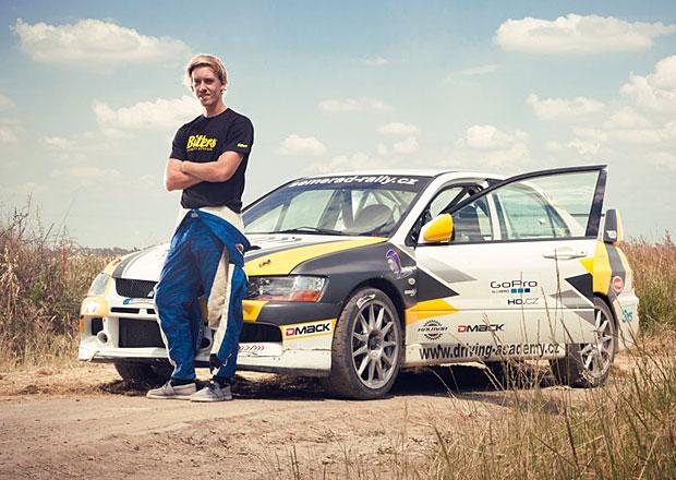 Martin Semerád se vrací k závodění, rallye mění za okruhy