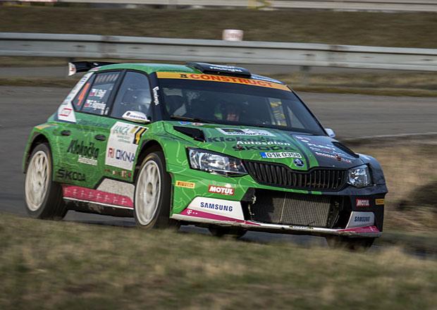 Racing21 na Valašské rally: Den první, aneb když to prostě nejde