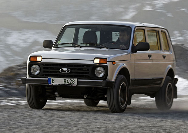 Nevěříte, že Lada Niva je nejlepší auto na světě? Dokážeme vám to!
