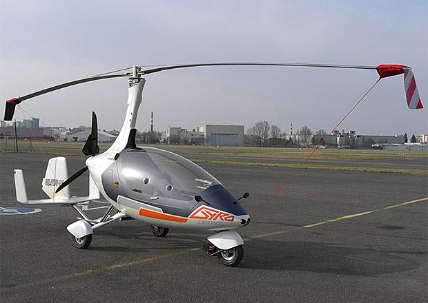 Firma v Přerově zkonstruovala létající vozidlo, poptávka už je