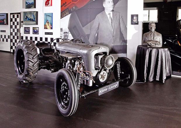 Lamborghini představuje extrémně exkluzivní... Traktor!