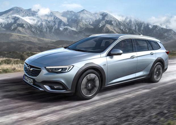 """Opel Insignia Country Tourer: Nový """"scout"""" je tady, zákazníci si ale na něj ještě počkají"""
