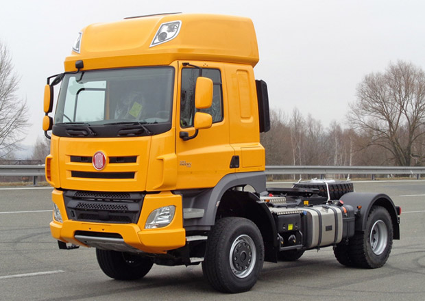 Tatra Trucks představuje nové sedlové tahače
