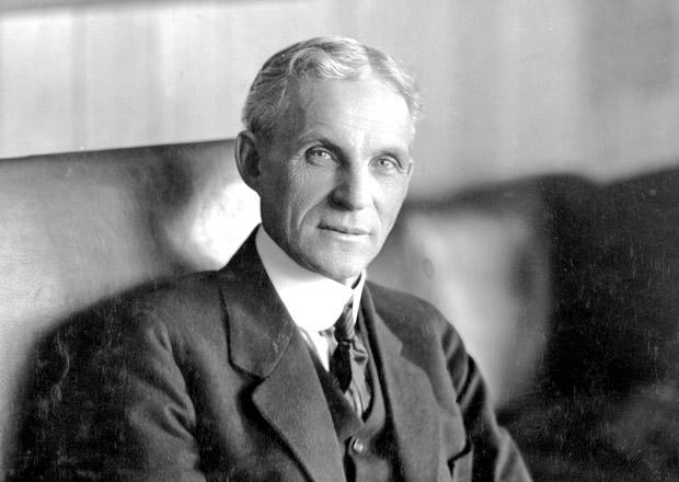 Henry Ford zemřel před 70 lety. Ameriku postavil na kola