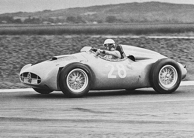 Bugatti Type 251 (1955-1956): Jediná F1 slavné značky měla motor uprostřed a napříč