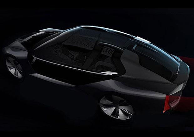 Koenigsegg a Qoros 9 Qlectriq: Bezvačkovým motorem to nekončí