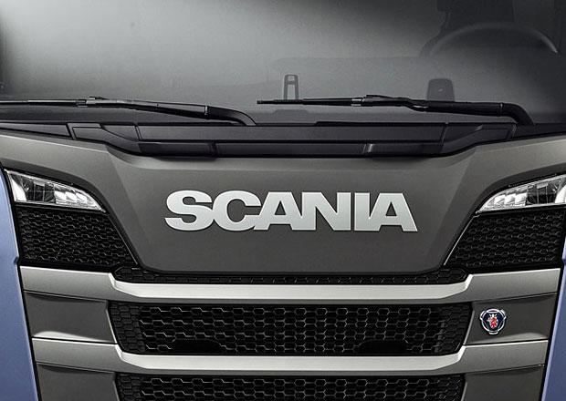 Scania nabízí Apple CarPlay pro svou novou generaci vozidel