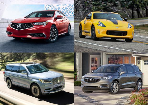 New York Auto Show 2017: Bohatší, než byste čekali