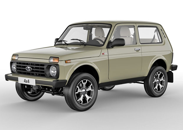 Lada 4x4 40 Anniversary Edition: Niva slaví jubileum limitkou