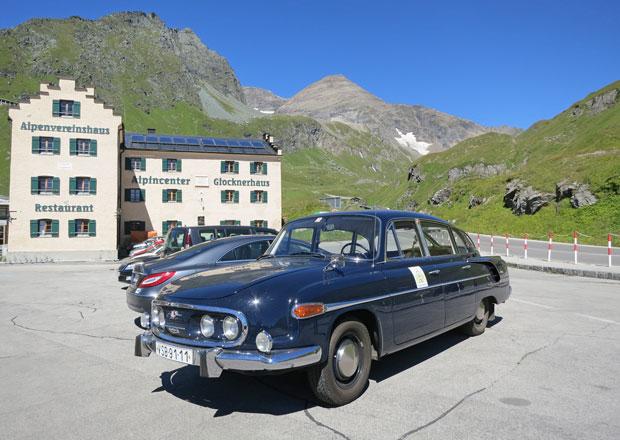 Historické Tatry opět pokořily Alpy: Po stopách nejtěžší rakouské soutěže!