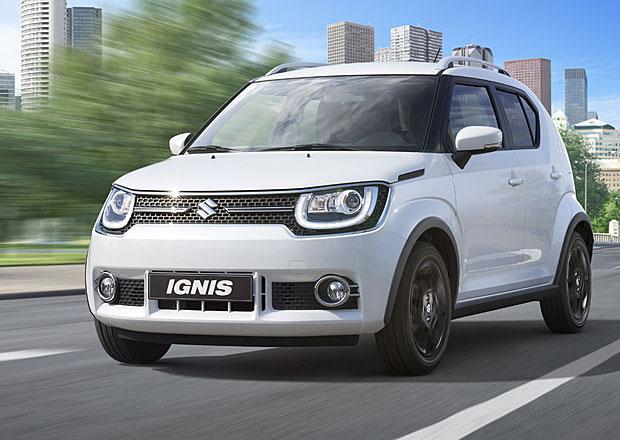 Jízdní dojmy se Suzuki Ignis: Japonská stylovka skvěle pobaví