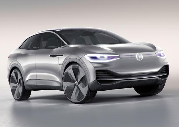 VW I.D. Crozz: Menší brácha Škody Vision E je tady!