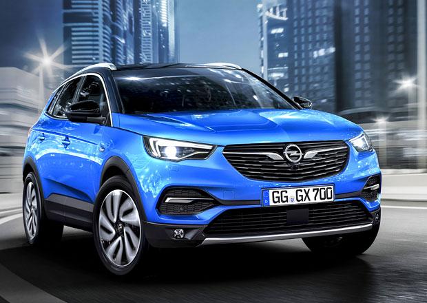 Opel Grandland X: Takhle vypadá Peugeot 3008 z Rüsselsheimu