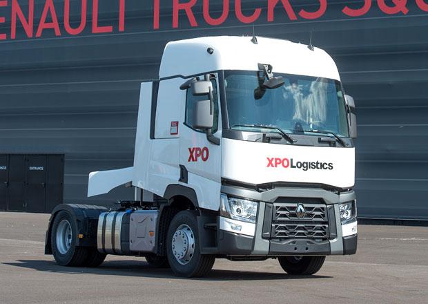 Renault Trucks a XPO Logistics na další dva roky spolu