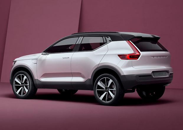Volvo již brzy představí novou kompaktní řadu 40. A co byste řekli na menší modely?