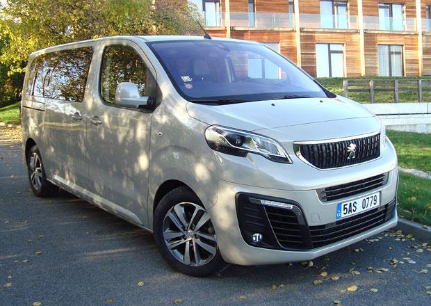 Peugeot Traveller Standard 2.0 HDI Business: Manuál, či automat?