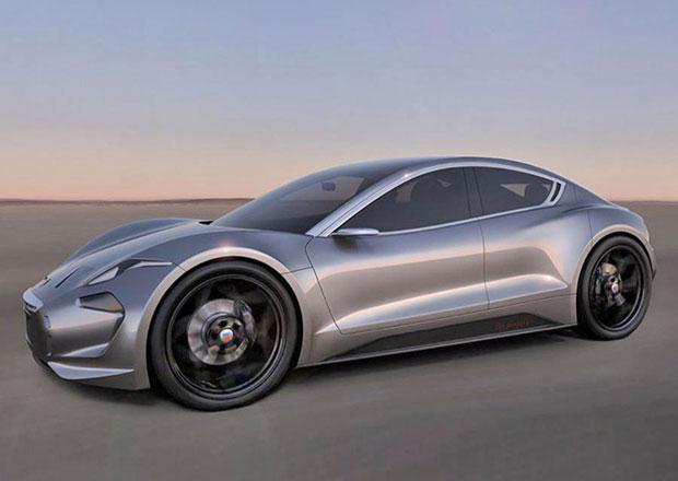 Fisker EMotion: Výroba luxusního EV už v srpnu