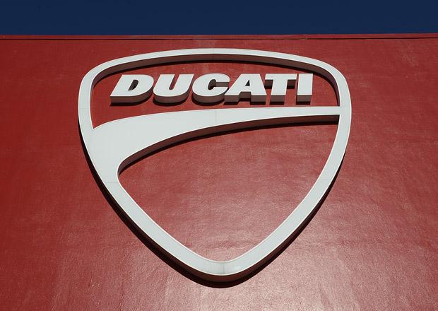 VW zvažuje prodej motocyklové značky Ducati