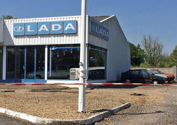 Ve Francii objevili opuštěný showroom Lada. Co všechno se našlo?