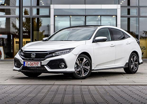 Japonská Honda se vymanila ze ztrát, zisk překonal očekávání
