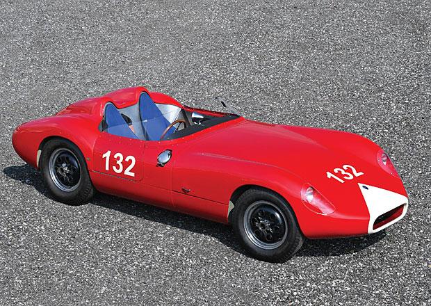 Sportovní prototypy W.R.E.-Maserati byly jen tři. Dnes stojí kus 20 milionů