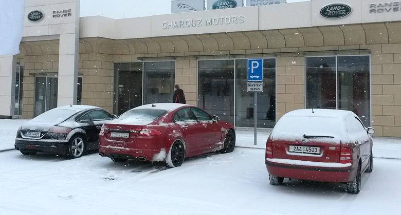 Kdysi největší síť autosalonů A. Charouz Motors je v konkurzu