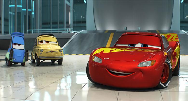 Auta 3 pomalu míří do kin. Mrkněte na pořádný trailer!