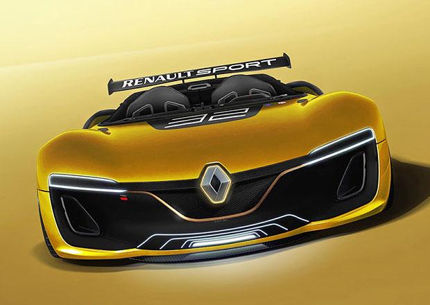 Renault Spider: Jak může vypadat nástupce ultimativního sporťáku z 90. let?