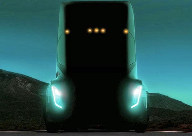 Tesla ještě letos představí nákladní vůz. Bude vypadat nějak takhle!