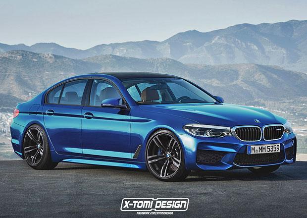Nové BMW M5 se už ukázalo zákazníkům. Co se o něm dozvěděli?