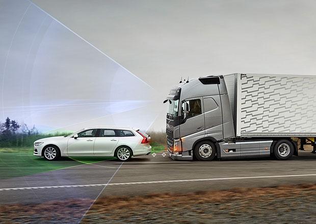 Volvo Trucks a inteligentní bezpečnostní systémy