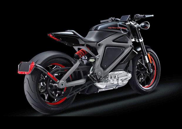Harley-Davidson a elektřina? U jedné studie rozhodně nezůstane