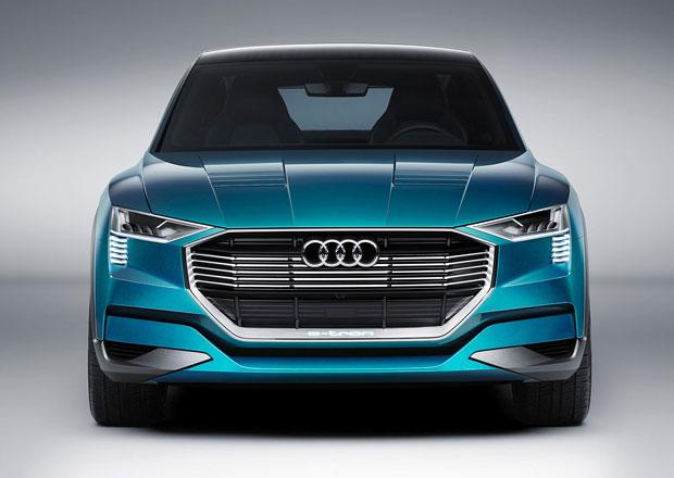 Audi vyvíjí konkurenta Tesly Model 3