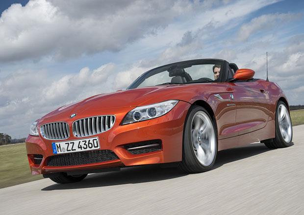Nástupcem BMW Z4 se nestane model Z5