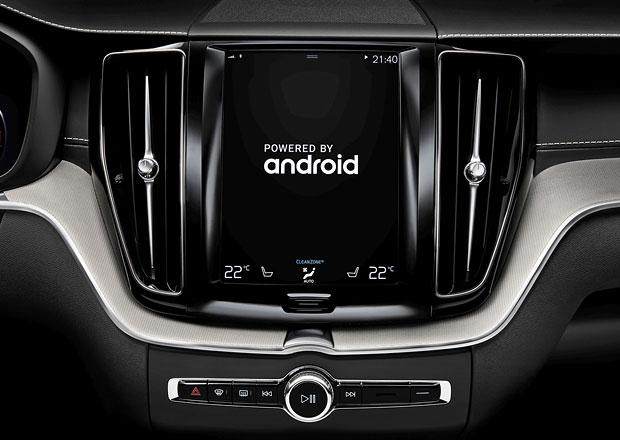 Volvo spolupracuje s Googlem na novém multimediálním systému. Bude to Android!