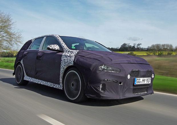 Vývoj Hyundaie i30 N se chýlí ke konci. Co nabídne hot hatch z Nošovic?