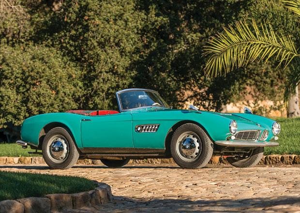 BMW 507: Prodává se exemplář v původním stavu