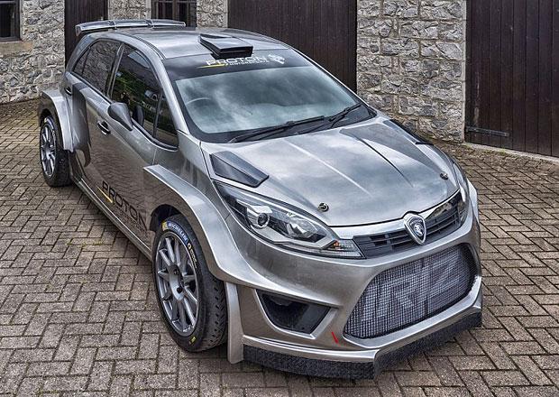 Do WRC se vrátí značka Proton. S čím pojede?