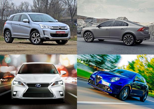 Víte, že se tahle auta pořád prodávají? 8 zapomenutých modelů, které jsou stále na trhu