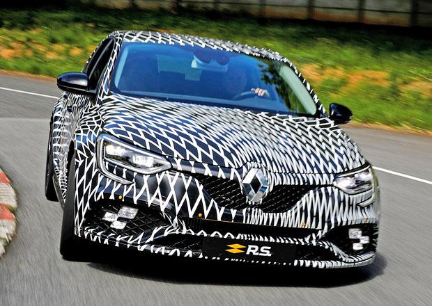 Renault Mégane R.S.: Představení potvrzeno na GP Monaka