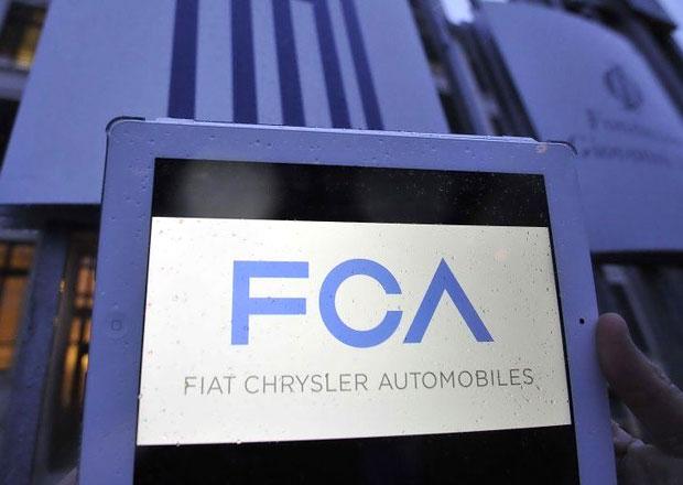 USA zažalují Fiat Chrysler kvůli emisím. Hrozí pokuta 110 miliard...
