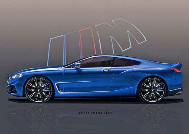 Premiéra nového BMW 8 se blíží. Tahle vize vypadá hodně slibně!