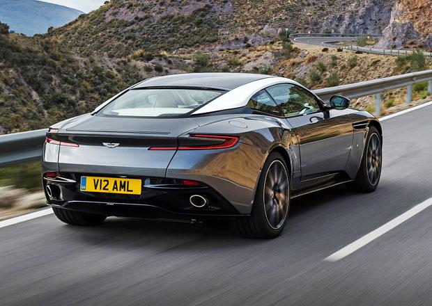Aston Martin je v prvním čtvrtletí v zisku! Poprvé za deset let...